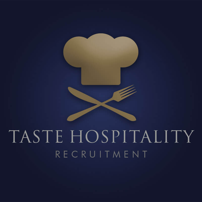 Taste Hospitality Recruitment Limited - Logo 800px
